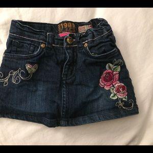 Children's Place jean skort size 24MOS